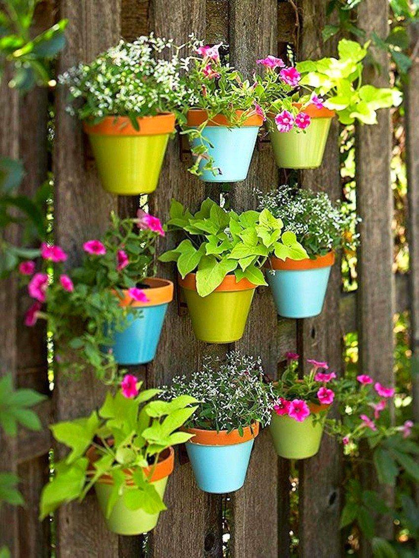 Красивые вазоны своими руками для дома