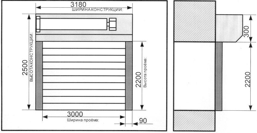 garazhnye-vorota-rolstavni-foto-razmery-tseny-9876543234569098765432345
