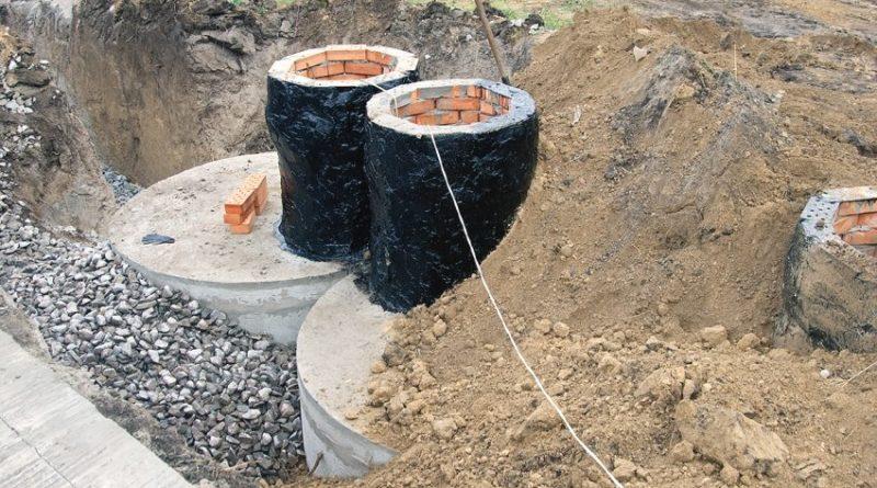 Септик из бетонных колец: фото, видео, инструкция по возведению