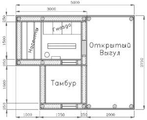 zimnij-kuryatnik-na-20-kur-svoimi-rukami-foto-video-instruktsiya-3332222