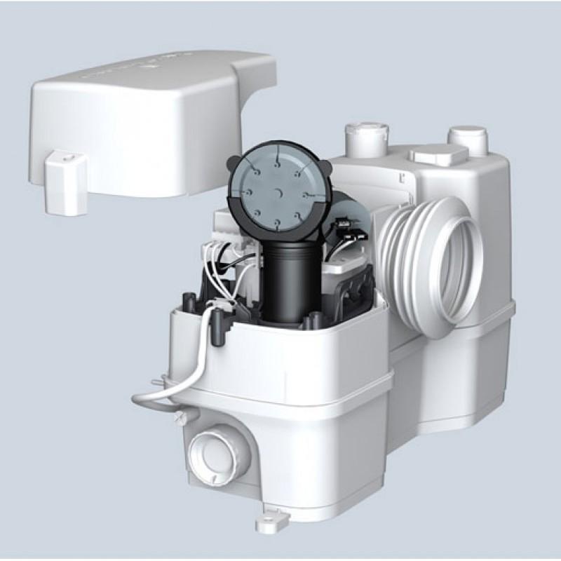 Купить grundfos sololift 2 wc-1, канализационный насос сололифт2.