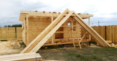 Баня из бруса: баня на даче своими руками, фото, видео, как построить баню