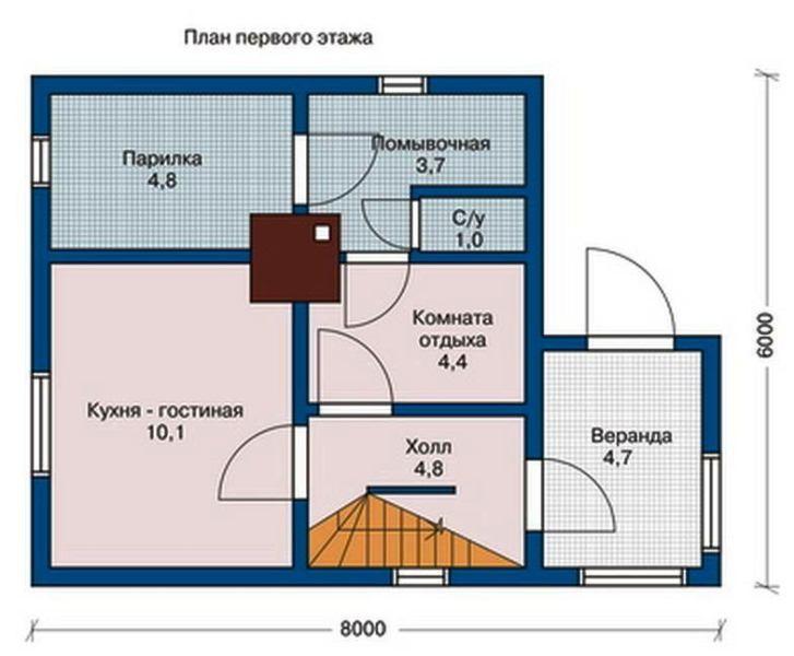 banya-svoimi-rukami-foto-video-proekty-chertezhi-poshagovaya-instruktsiya-4