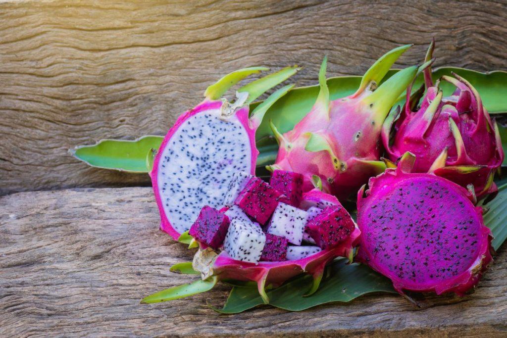 восточные фрукты фото с названиями очень нежное блюдо