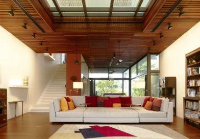 Деревянный потолок: фото, видео,  утепление и отделка деревянных потолков
