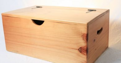 Деревянные ящики: области применения, материалы изготовления, правила при покупке